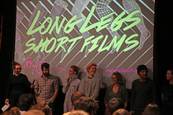 Long Legs Short Films 2014